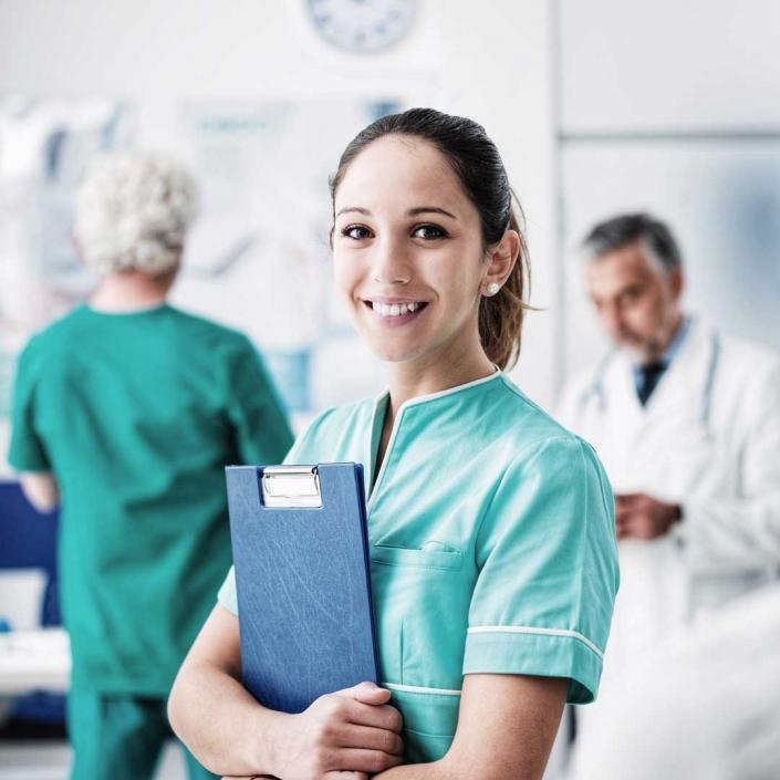 Fachbereich Gesundheit und Pflege