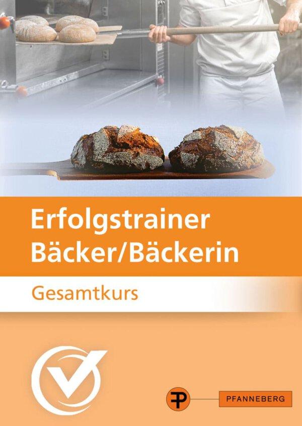 Cover Bäcker Gesamtkurs
