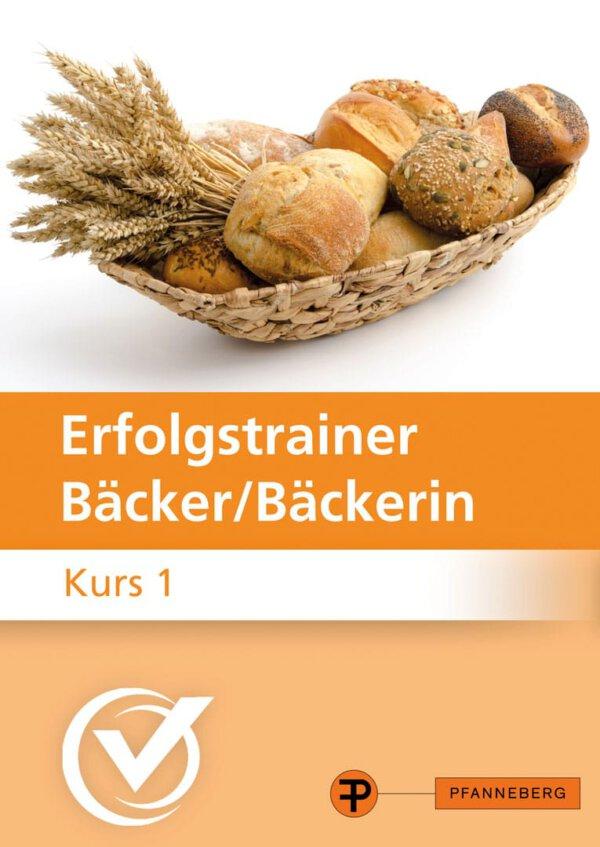 Cover Bäcker Kurs 1