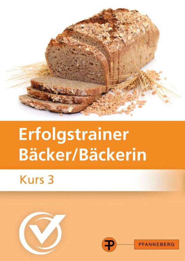Cover Bäcker Kurs 3