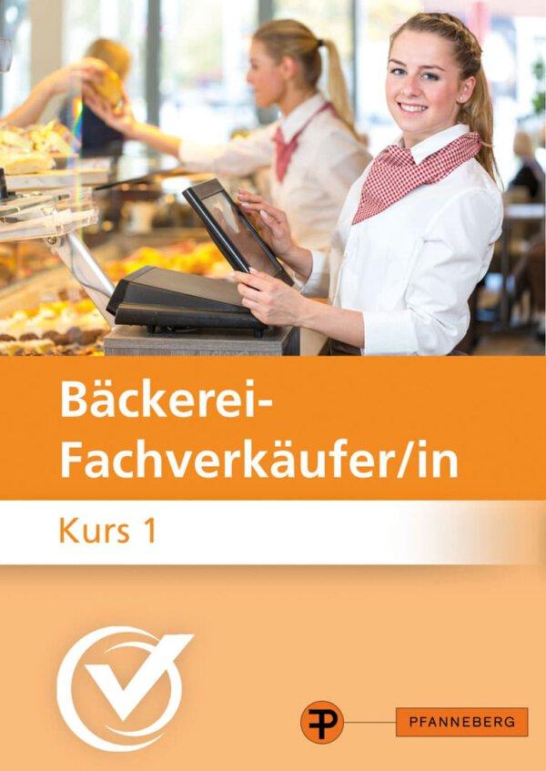 Cover Bäckereifachverkäufer Kurs 1