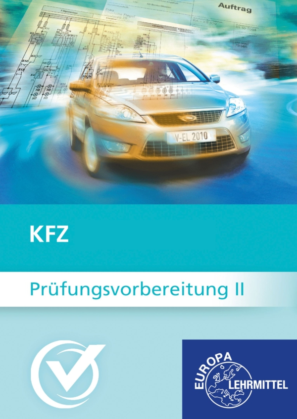 Cover KFZ Prüfungsvorbereitung Teil 2