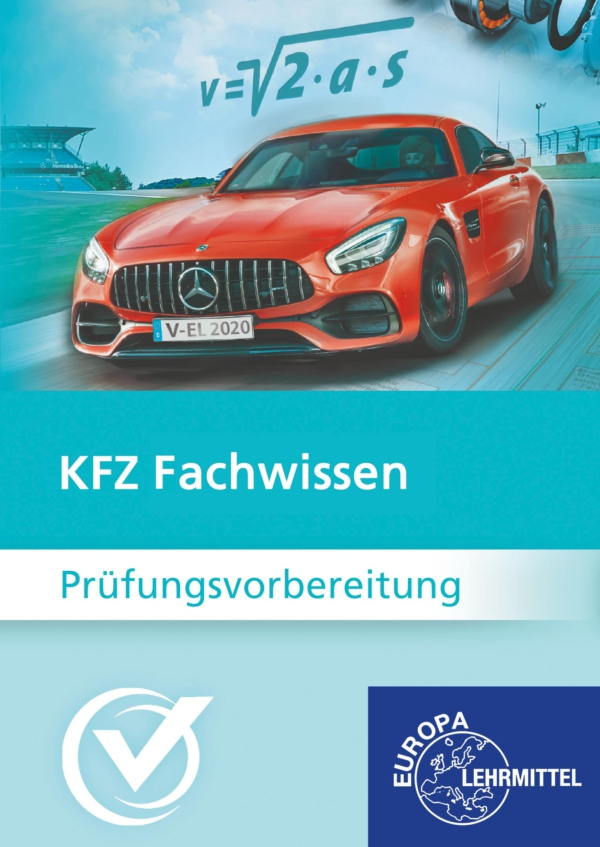Cover KFZ Fachwissen