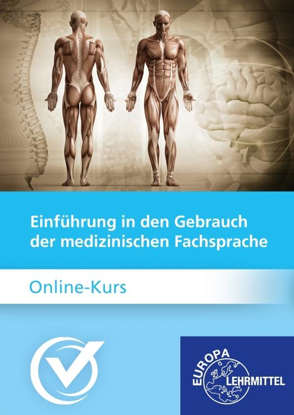 Einführung in den Gebrauch der medizinischen Fachsprache - Cover