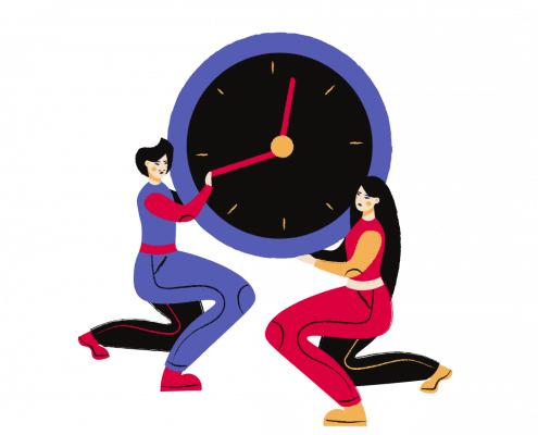 Methoden des Zeitmanagements